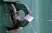Індикаторна металева пломба Кліпсил