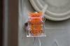 Індикаторна пластикова пломба Карат для лічильників